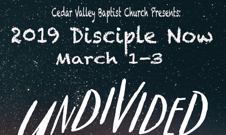 Disciple Now 2019